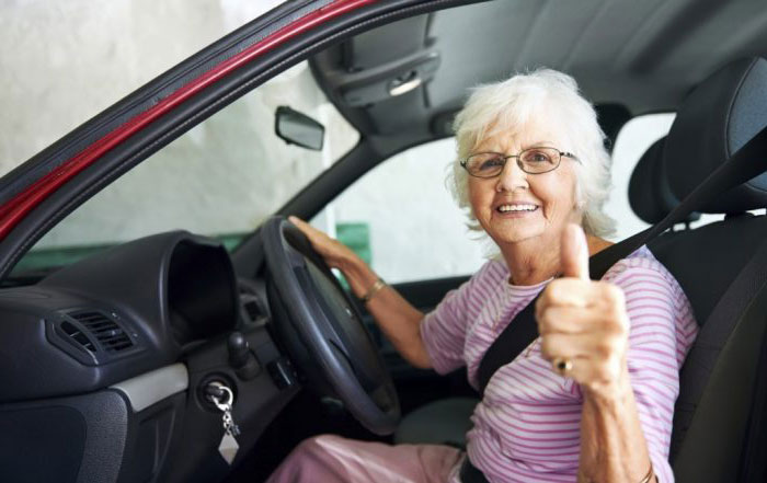 learning to drive when you're over 30